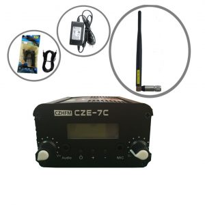 czh-cze fm transmitter
