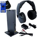 sony wireless radio headphone