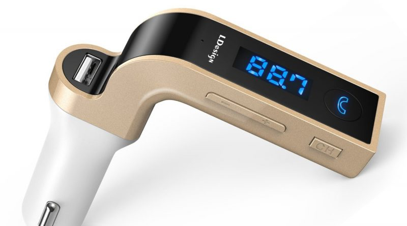 ldesign bluetooth fm transmitter review
