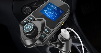 nulaxy bluetooth fm transmitter review