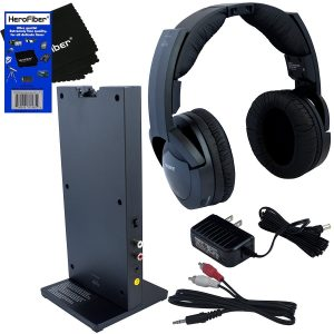 sony best wireless headphone with transmitter for tv