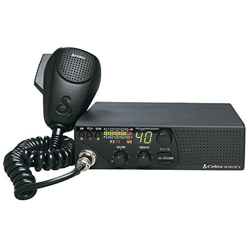Cobra 18wxstii cb radio